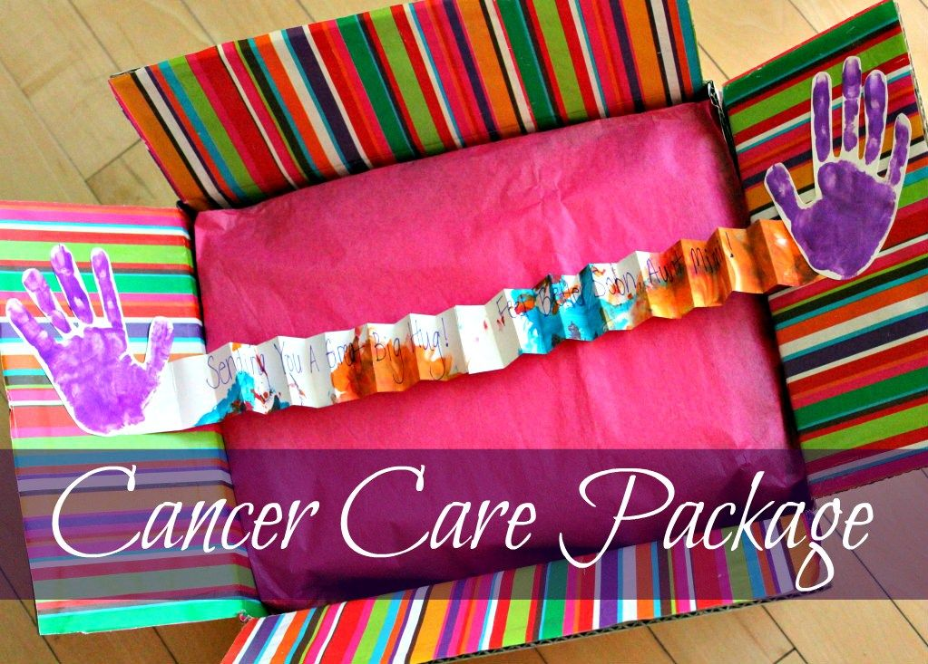 Cancer Care Package - All Things G&D