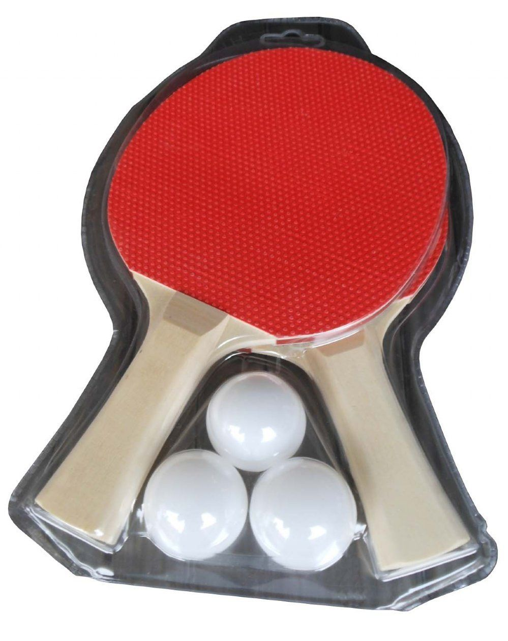 Table Tennis 2 Player Paddle Set With 3 Balls This 2 Player Table Tennis Set Includes Two Rackets Paddle Table Tennis Table Tennis Set Tennis Rules