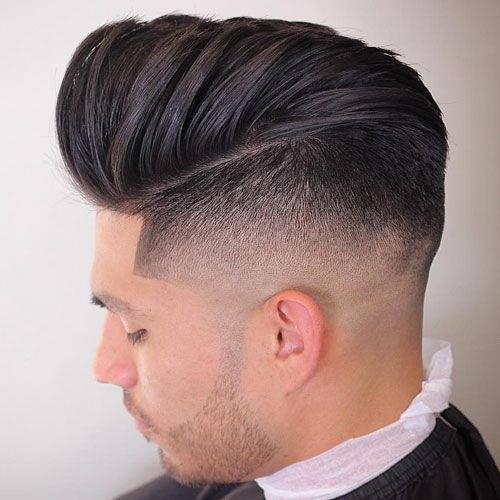 Tape up haircut pompadour tape and watches tape up haircut urmus Image collections