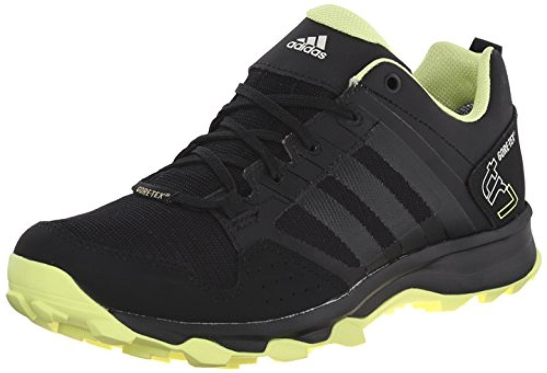 Supernova GTX M, Chaussures de Running Homme, Noir (Core Black/Core Black/Semi Solar Yellow), 40 2/3 EUadidas