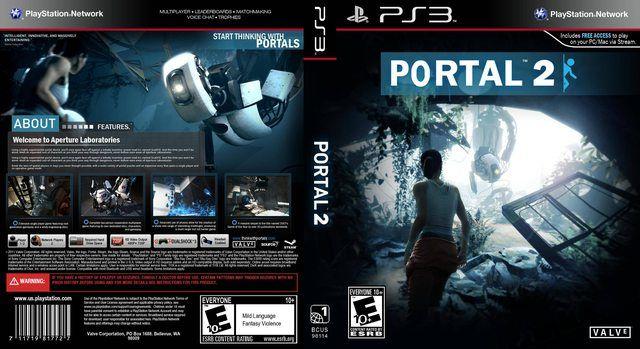 Portal Ps3 скачать торрент - фото 6