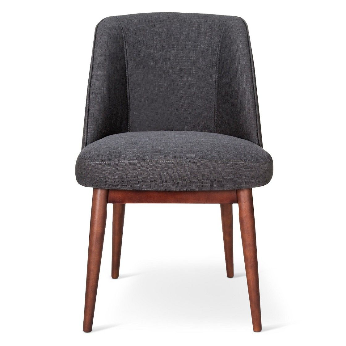 Modern anywhere chair graphite threshold chairs the for Anywhere chair