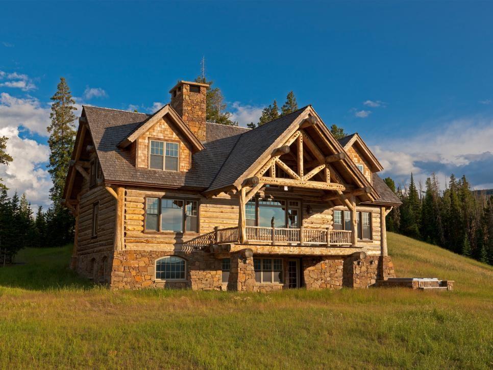 Big sky country milliondollar montana homes hgtv dream