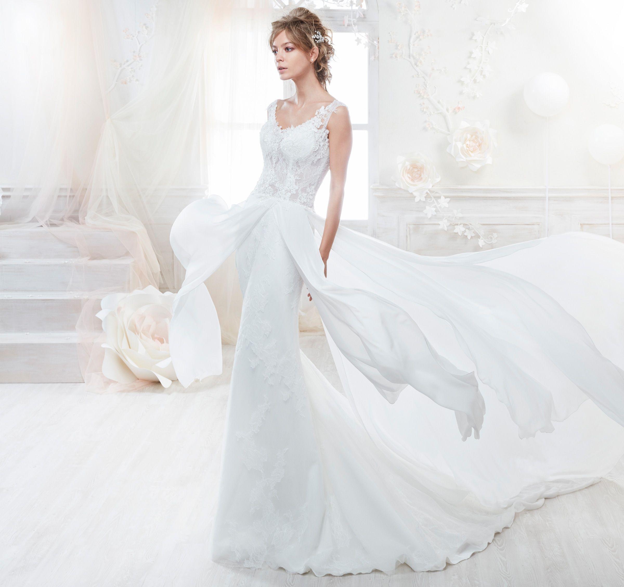 Moda sposa collezione colet coab abito da sposa nicole