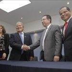 Candidato oficialista, primero en inscribirse para elecciones en El Salvador