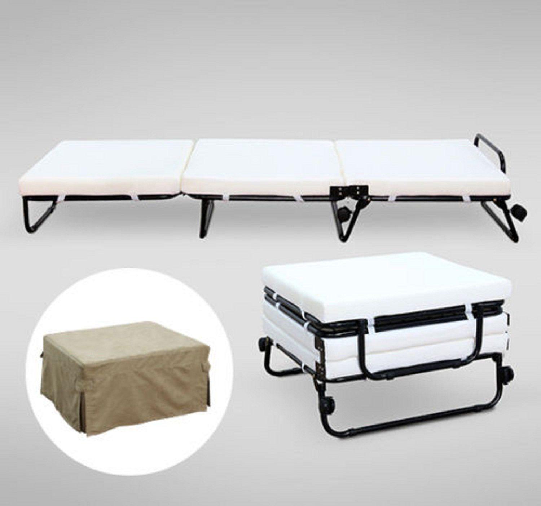 - Gracelove Folding Convertible Sofa Bed Ottoman Couch Mattress