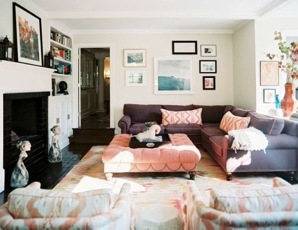 How To Design The Perfect Lounge Space With A Sectional Sofa Pinterest Room Living Rooms