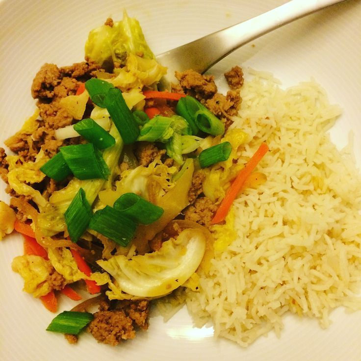 Eggroll in a bowl! GF DF 21 day fix approved  fixyoself.com/... - #Approved #Bow... - #Approved #BOW #Bowl #Day #DF #Eggroll #fix #fixyoselfcom #GF #eggrollinabowl