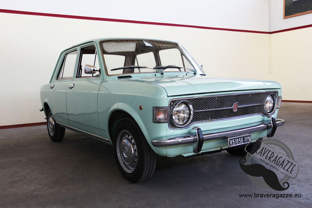 Fiat 128 A Protagonista Dell Articolo Apparso Su Ruoteclassiche 02