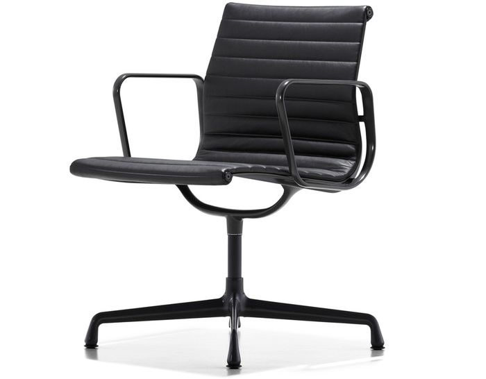 eames aluminum management chair replica gander mountain zero gravity group side isr office