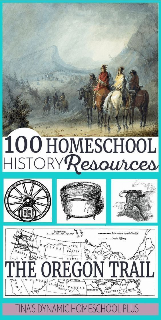 Photo of 100 Oregon Trail Homeschool History Resources – Homeschool Giveaways