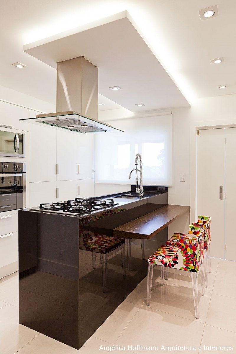 Apartamento No Edif Cio Central Em Flores Da Cunha Cozinha Com