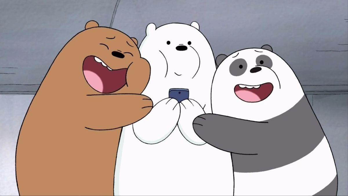 Escandalosos Pardo Polar Y Panda Escandalosos Fotos De Osos Osos