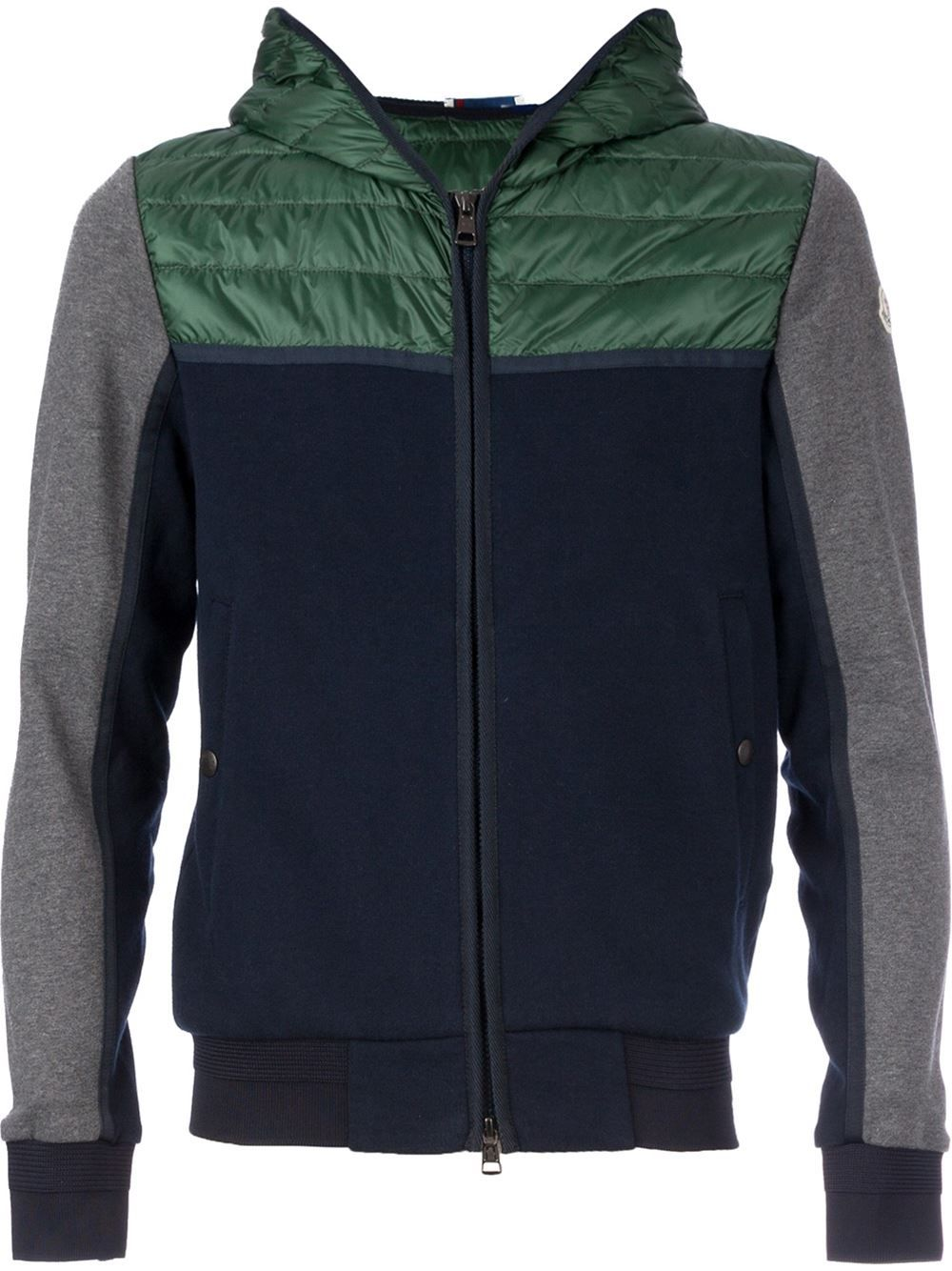 Moncler 'julio' Padded Jacket