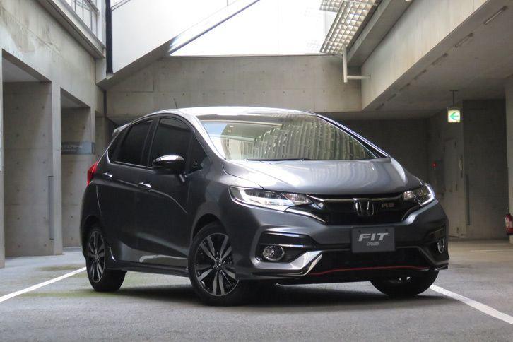 ホンダ フィットrs Honda Sensing 内装 外装など35枚 画像 写真 Webcg ホンダフィット ホンダ モデューロ