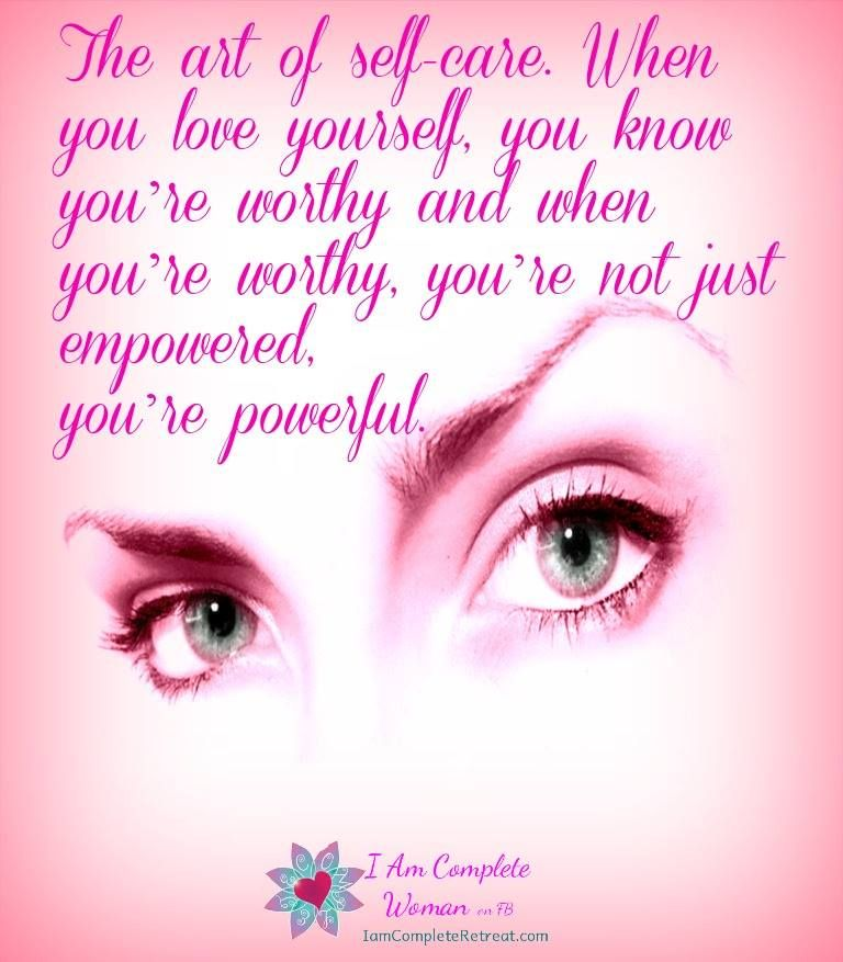 Be powerful