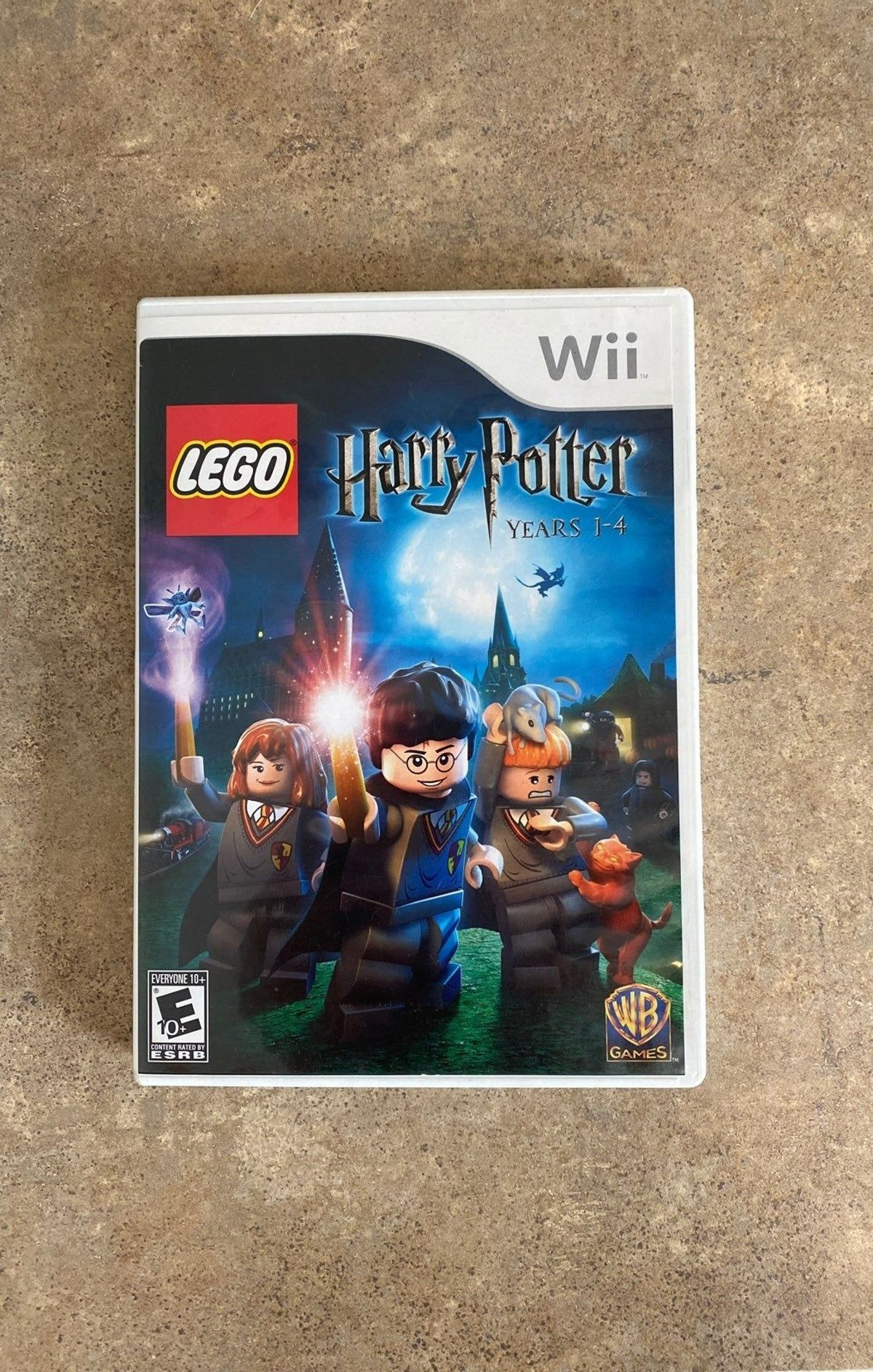 Harry Potter Lego Wii Game Harry Potter Games Lego Harry Potter Wii Games