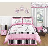 Found it at Wayfair - Paris 3 Piece Full/Queen Bedding Set