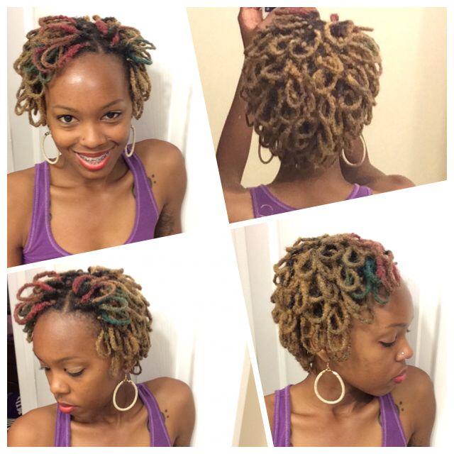 Loc Petals Loc Love Pinterest Natural Hair Styles Natural