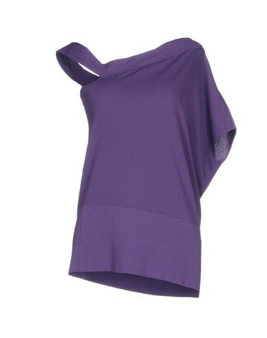 LIVIANA CONTI Women's Sweater Purple 10 US