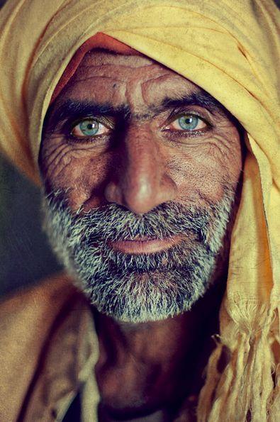 wunderschönes indien  menschliche gesichter interessante