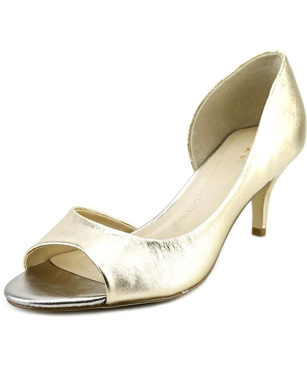 Tahari tahari race opentoe leather heels tahari shoes tahari