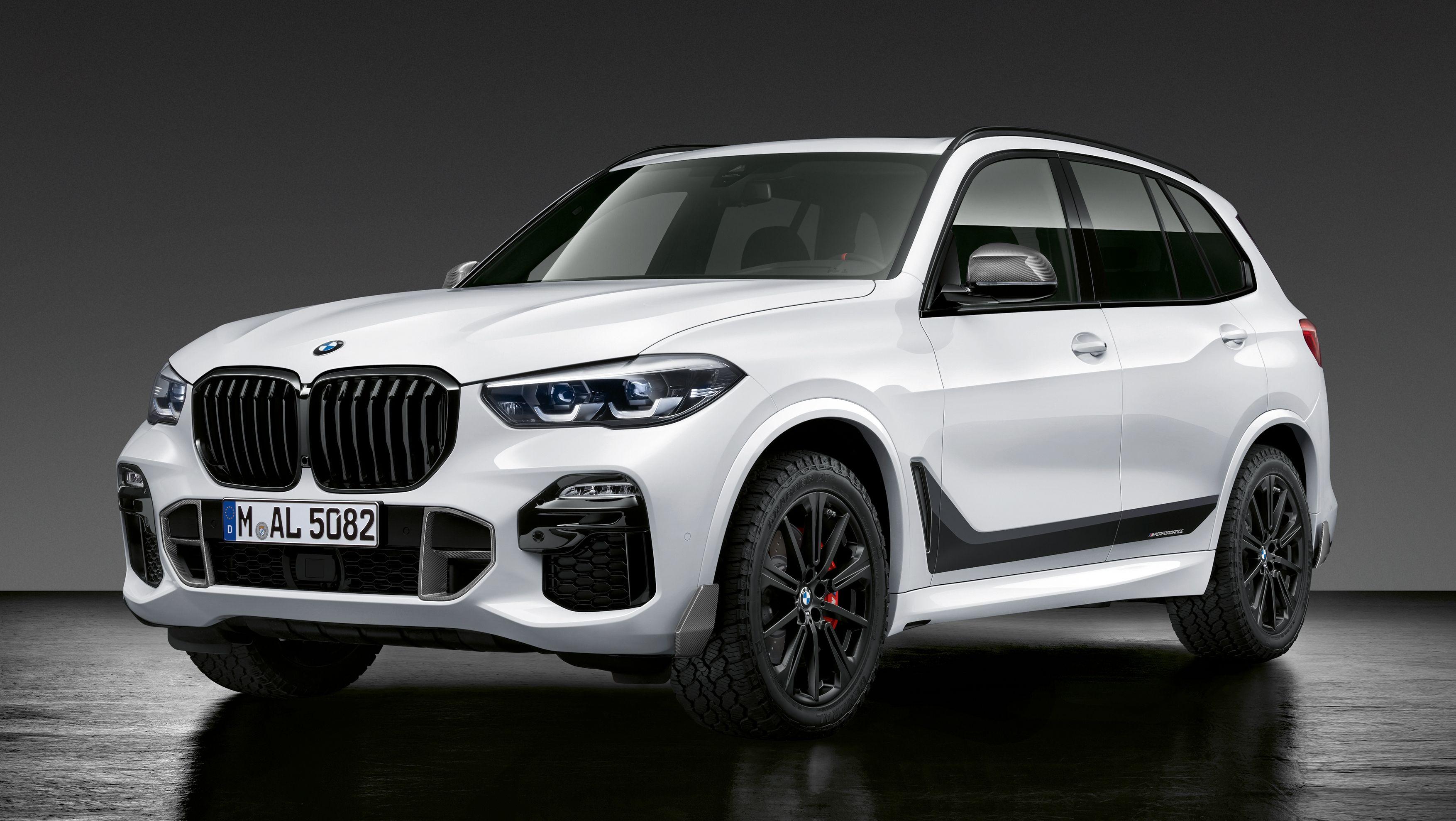 2019 BMW X5 With M Performance Parts Bmw, Bmw x5, Super cars