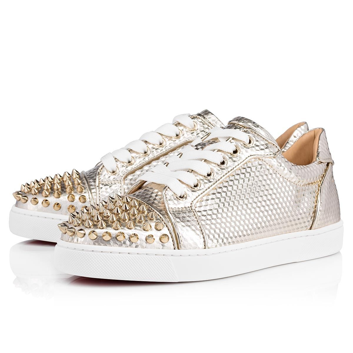 A timeless model, the sneaker Vieira Spikes Orlato is