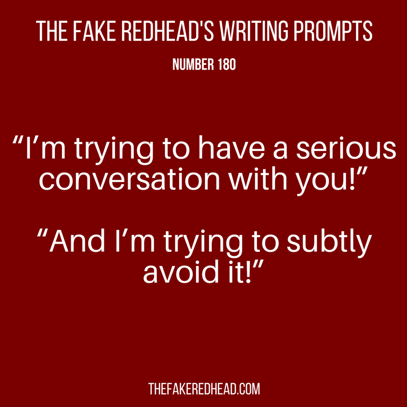 Writing Prompts No. 101-200