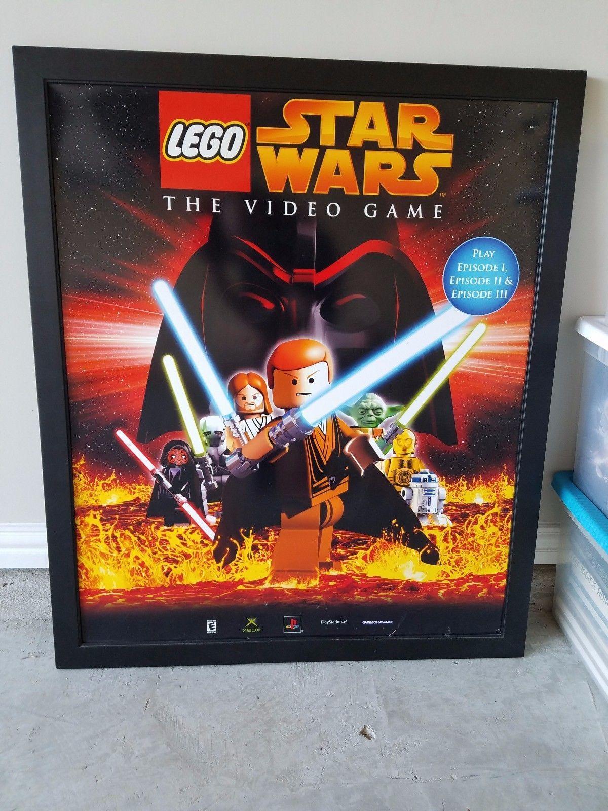 Star Wars Video Lego