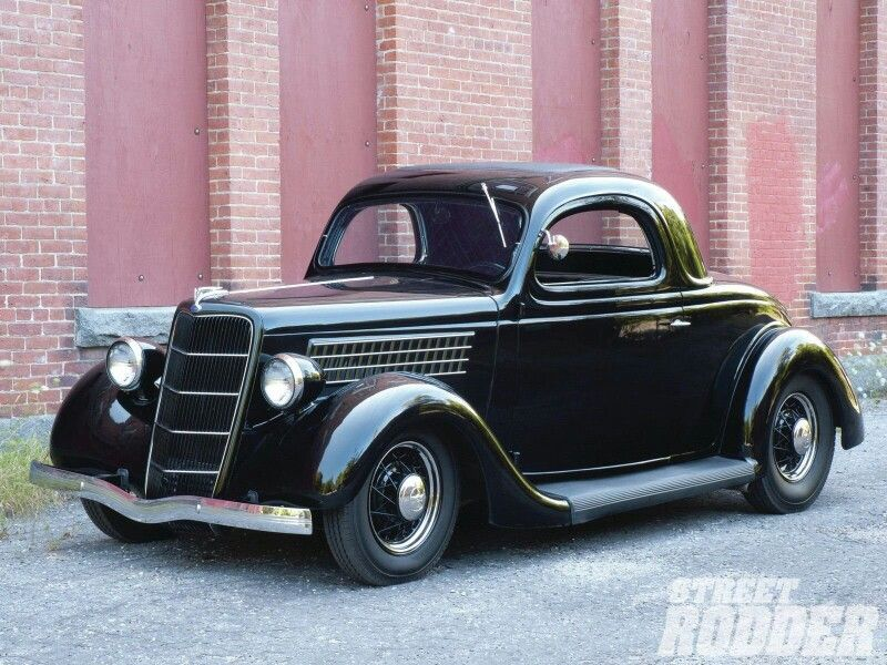 1935 Ford Coupe With Images Hot Cars