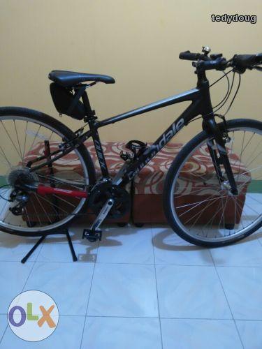 Cannondale Quick 5 Hybrid MTB Bike Road Bike | Bikes | Mtb