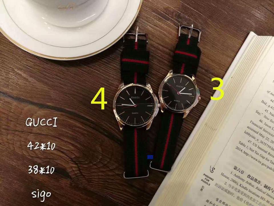 nice Gucci* watches