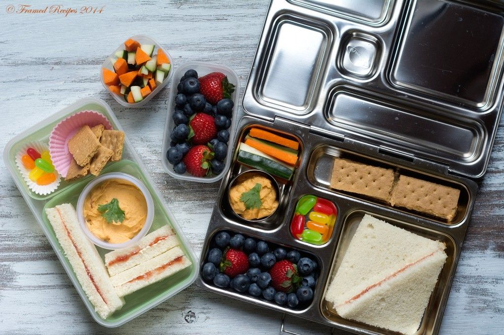 Bread Butter Jam Bento Box | Recipe | Baby food recipes ...