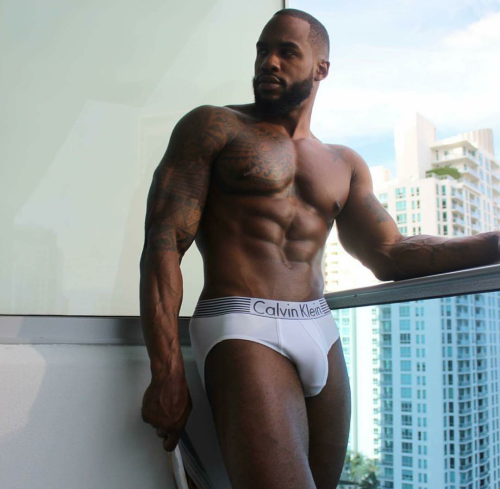 Daniel Royal Georges  Beardy Guys  Pinterest  Black Men -7853