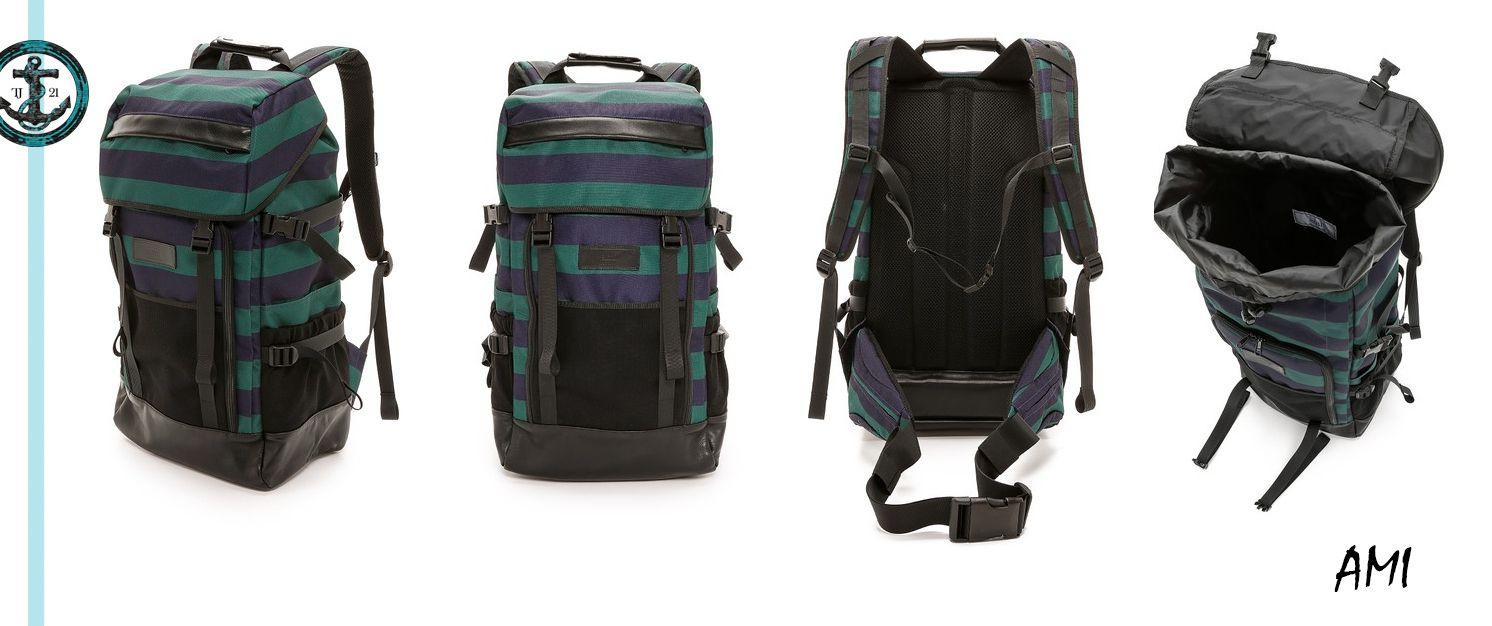 Urban Backpacker - AMI