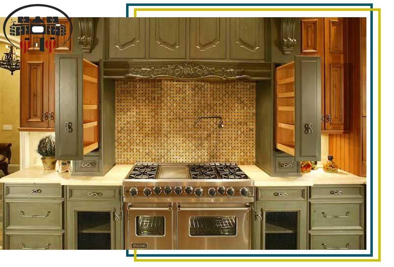 Best هزینه ساخت کابینت آشپزخانه Refacing Kitchen Cabinets 640 x 480
