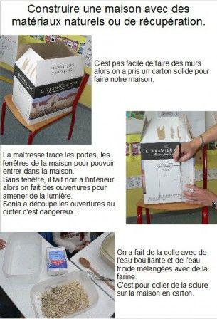 CONSTRUIRE1jpg, juin 2014 3 petits cochons Pinterest Du bois