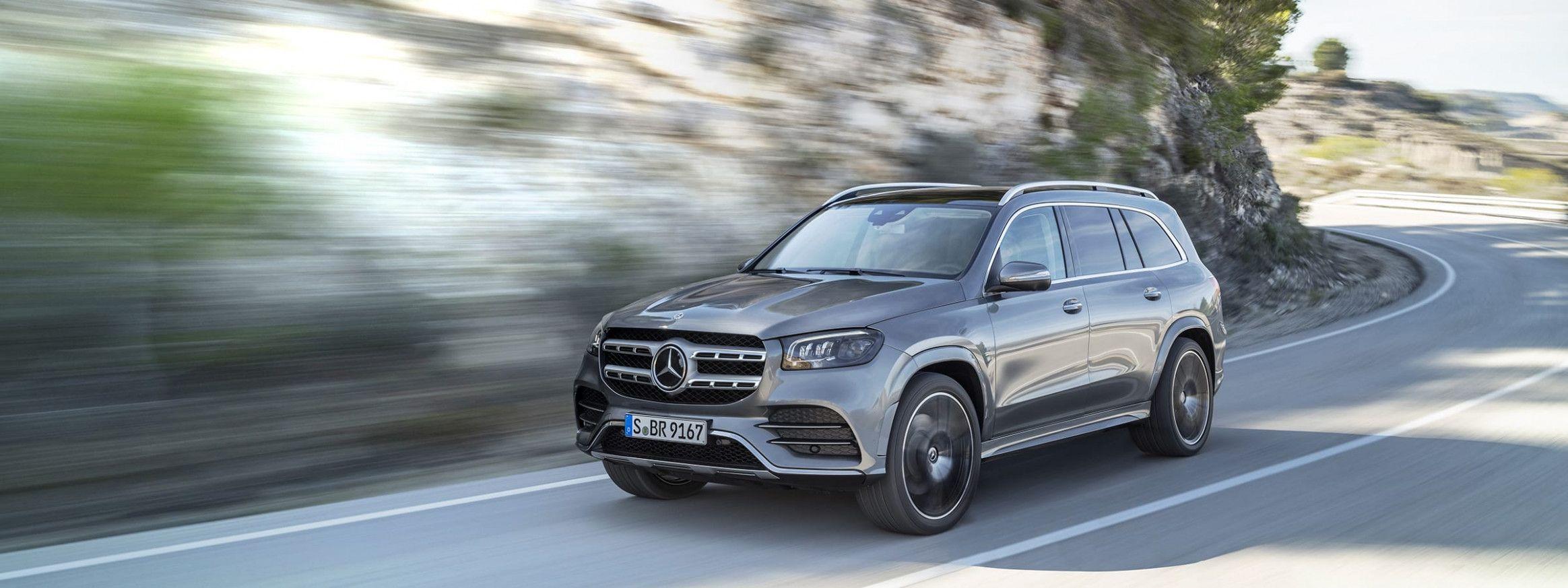 5 Gls Suv Future Vehicles Mercedes Benz Usa 2020 Mercedes
