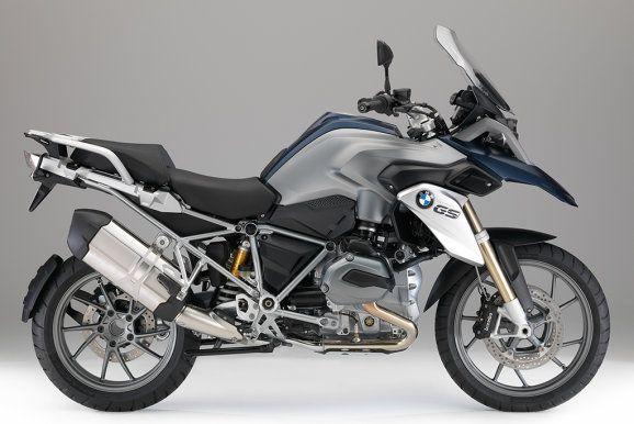 Platz 1 der Motorrad-Neuzulassungen im April 2016: BMW R 1200 GS mit 1.132 Stück   Neuzulassungen von Januar bis April 2016: 3.499   natürliche Personen: 75,3 %   juristische Personen: 24,7 %.