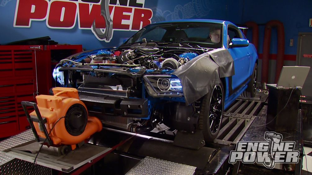 Hellion Power Systems - Mustang, Camaro, Challenger, and