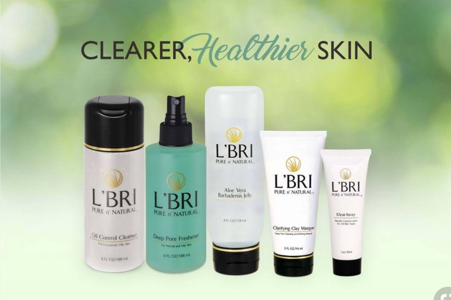 For Healthier Skin Try Out Skin Sets We Have Gentle Combination And Oil Free Pure Products Oil Free Healthy Skin