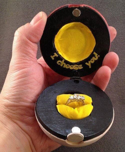 How To Propose To A Pokémon Fan