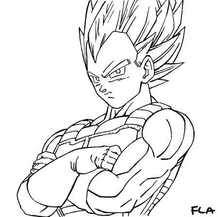 Vegeta Dragon Ball Super Artwork Dragon Drawing Vegeta