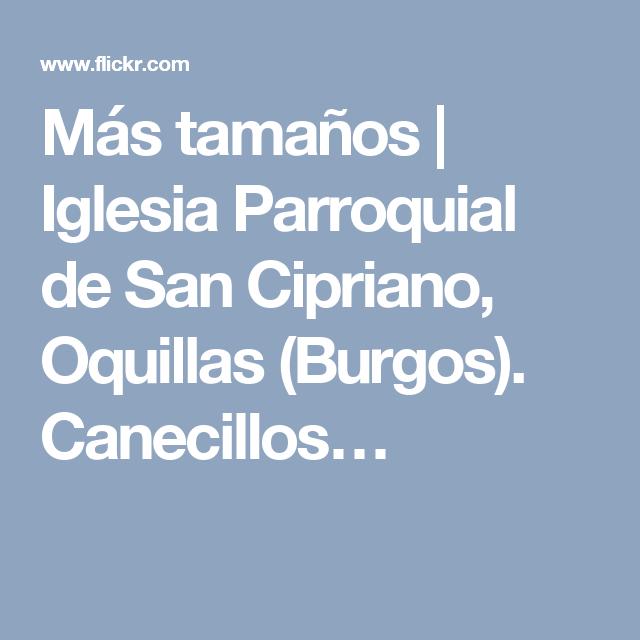 Más tamaños | Iglesia Parroquial de San Cipriano, Oquillas (Burgos). Canecillos…