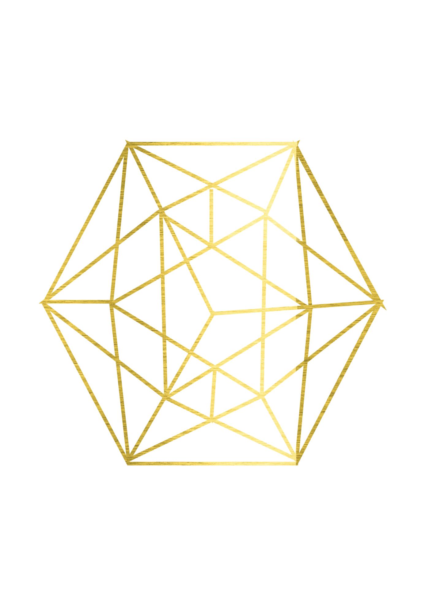 Pin By Elizabeth Gonzalez On Invitation Background Geometric Shapes Gold Shapes Geometric