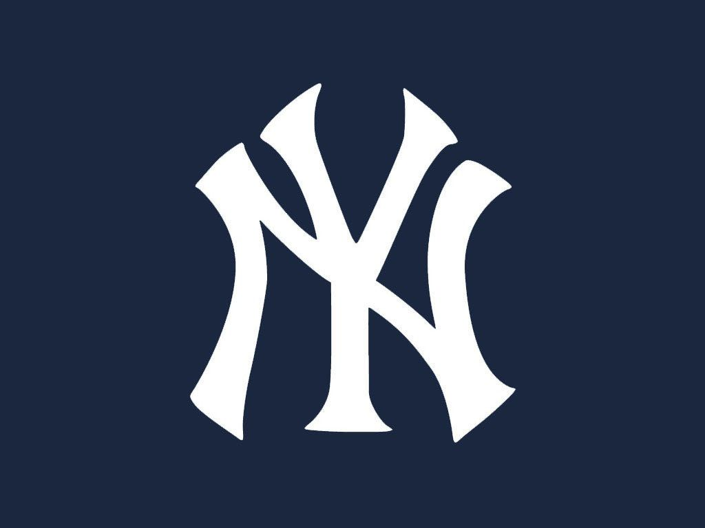 Navy Blue White Nuff Said New York Yankees Logo Yankees Logo New York Yankees