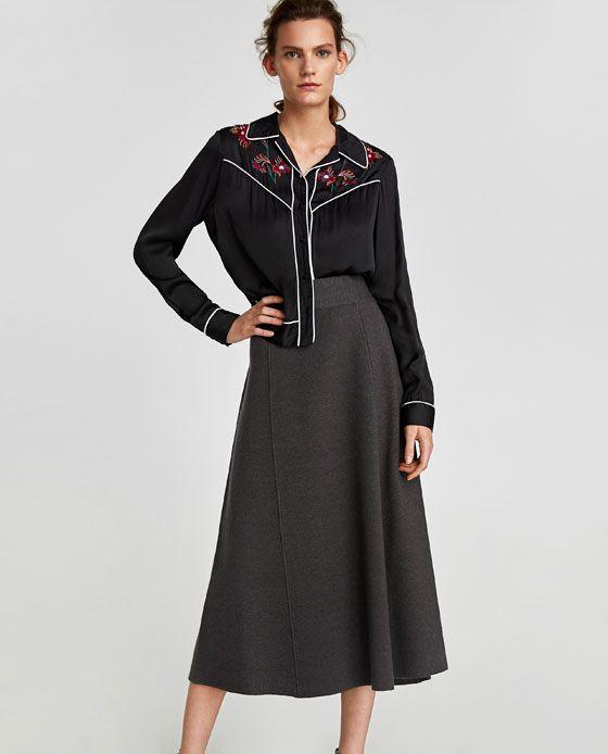 tricot midi jurk