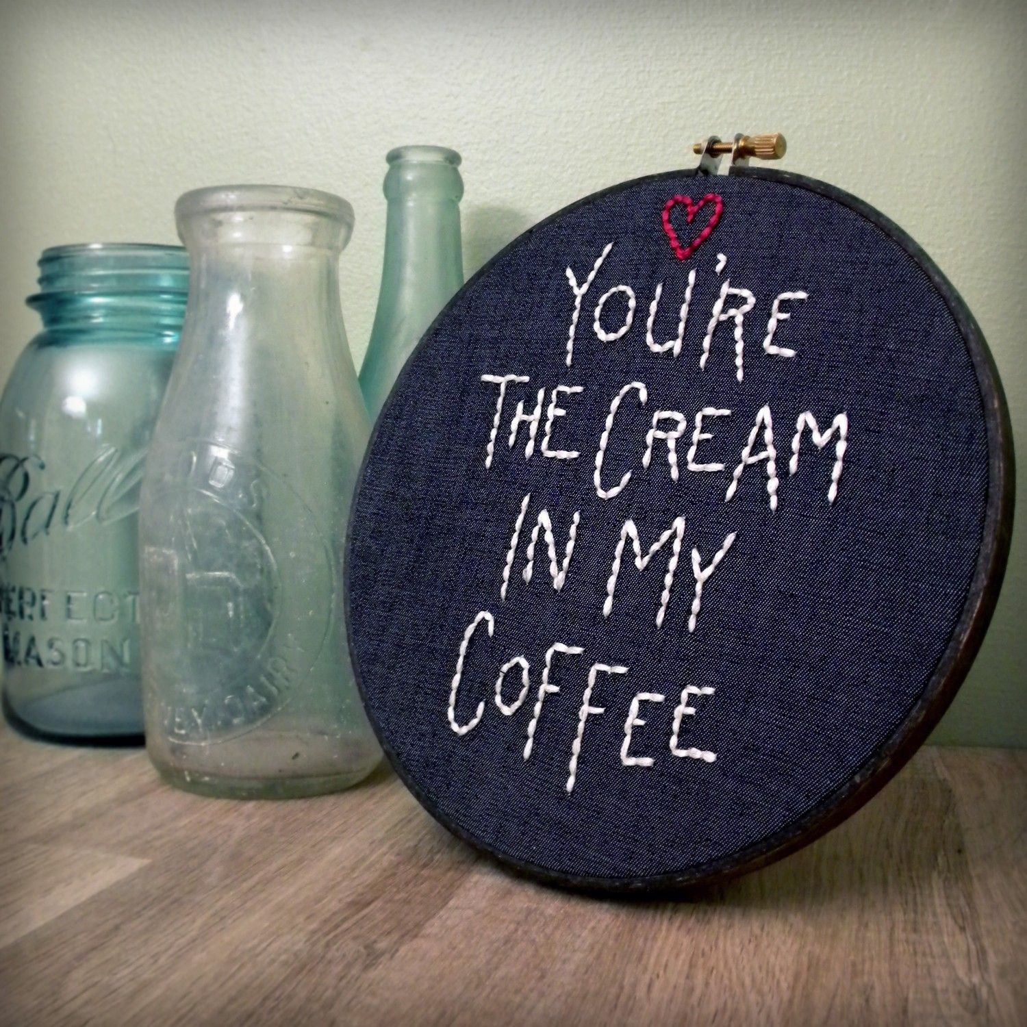 sometimes you're the caffeine. this would be super cute if I drank coffee. ha