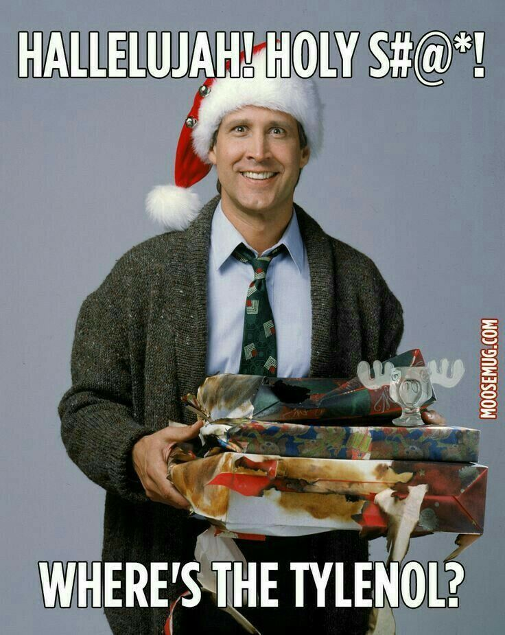Now to fix the newel post   Christmas vacation quotes, Christmas vacation, Christmas humor